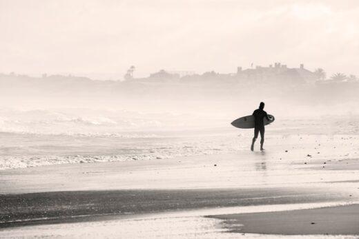 Stress: surfing er et fantastisk middel mod stress