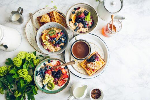 Vi elsker morgenmad